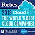 Yardi, nombrada de nuevo para la prestigiosa lista Forbes Cloud 100