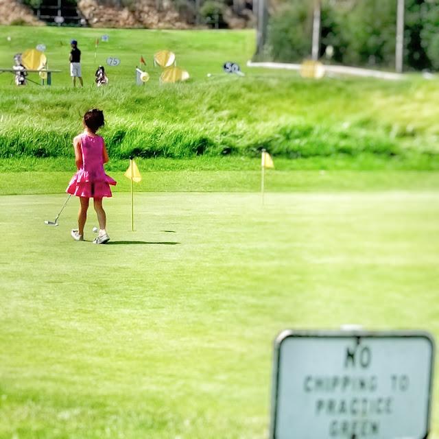 Tregnan Golf Academy, Griffith Park
