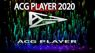 برامج تشغيل الموسيقي والفيديو 2020 ACG PLAYER