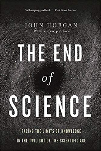 "Sabine Hossenfelder: Backreaction: Book review: ""The End of Science"