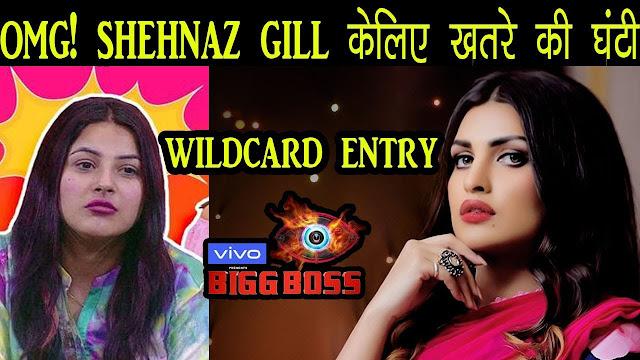 Big Boss 13 Hot News: Shehnaz Sana rival Himanshi Khurana wild entry with bang