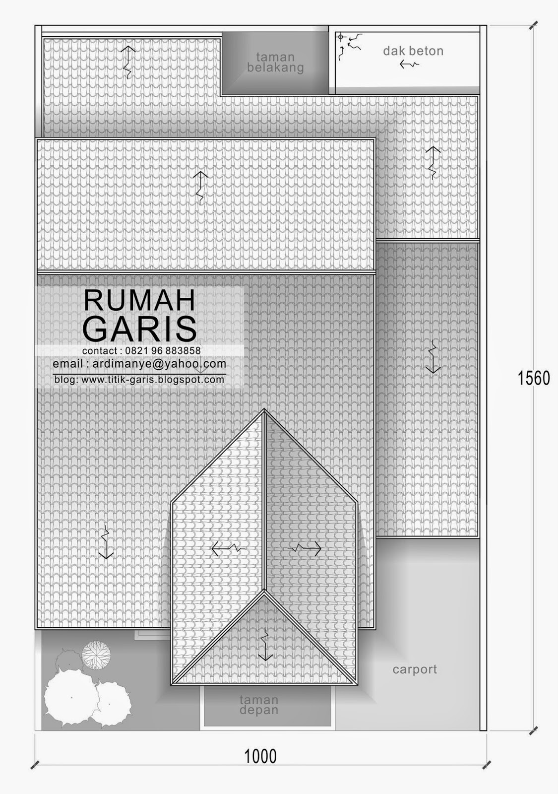 Three Modern And Small Contemporary Style Home Plans and ...