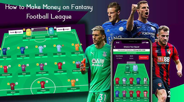 How to Make Money on Fantasy Football League