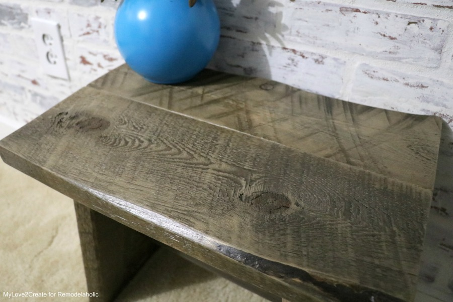 How to build a farmhouse stool