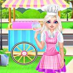 لعبة طبخ الحلاوة الشعر