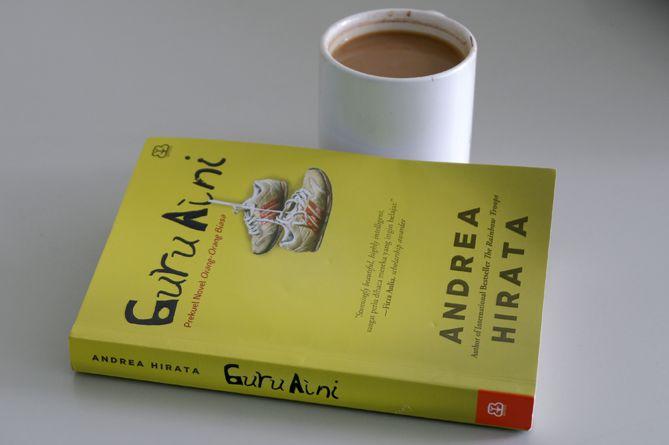 Novel Guru Aini Karya Andrea Hirata
