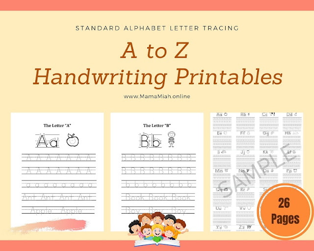 https://www.etsy.com/listing/817482209/a-to-z-printable-handwriting-worksheets
