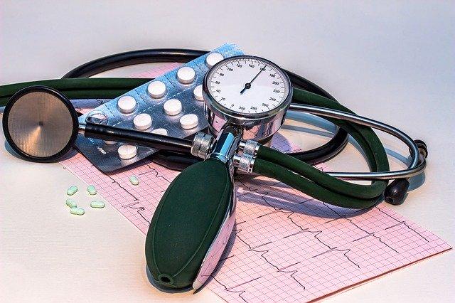معالجة والتحكم في انخفاض ضغط الدم