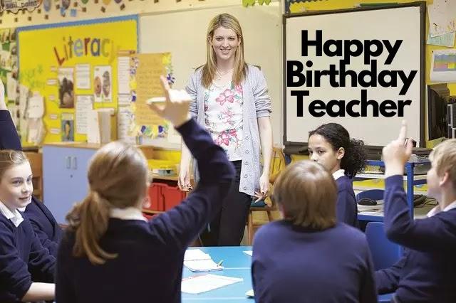 300+ Happy Birthday Wishes in Hindi for Teacher (Sir/Mam) 2021