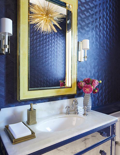 Pode colocar Papel de parede no Banheiro? Sim ou Não?