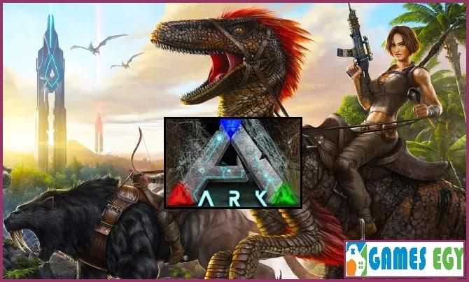 لعبة حرب الدنياصورات