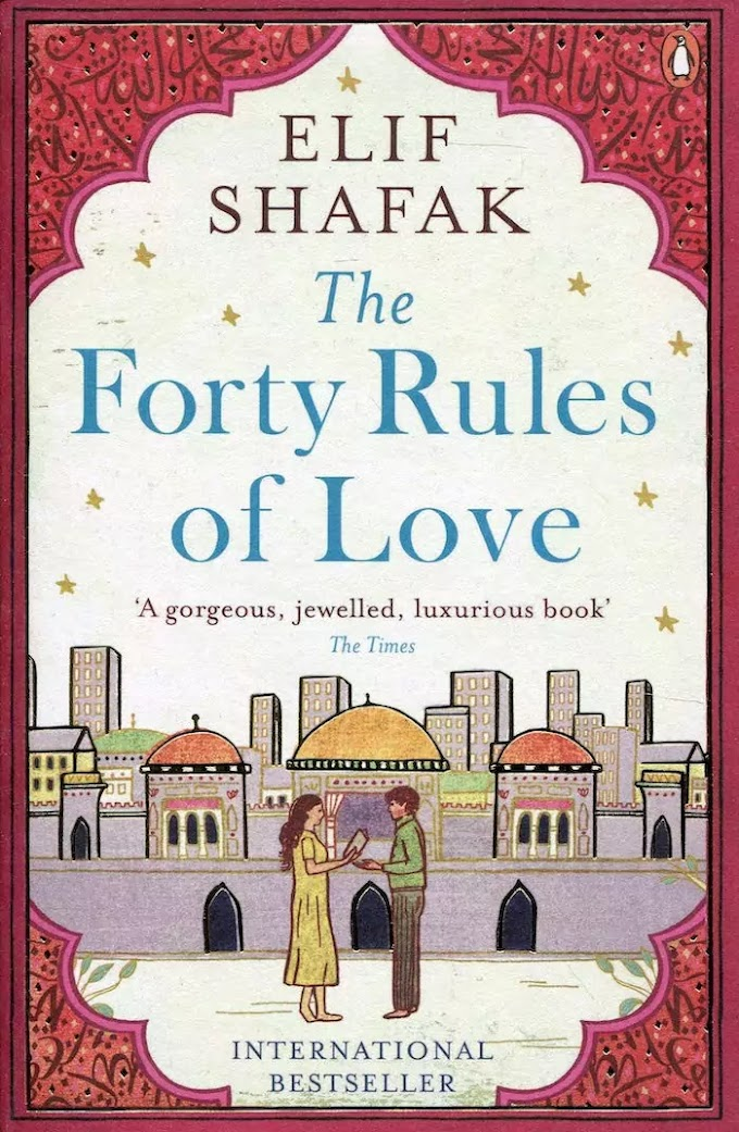 The forty rules of love book free download free pdf books