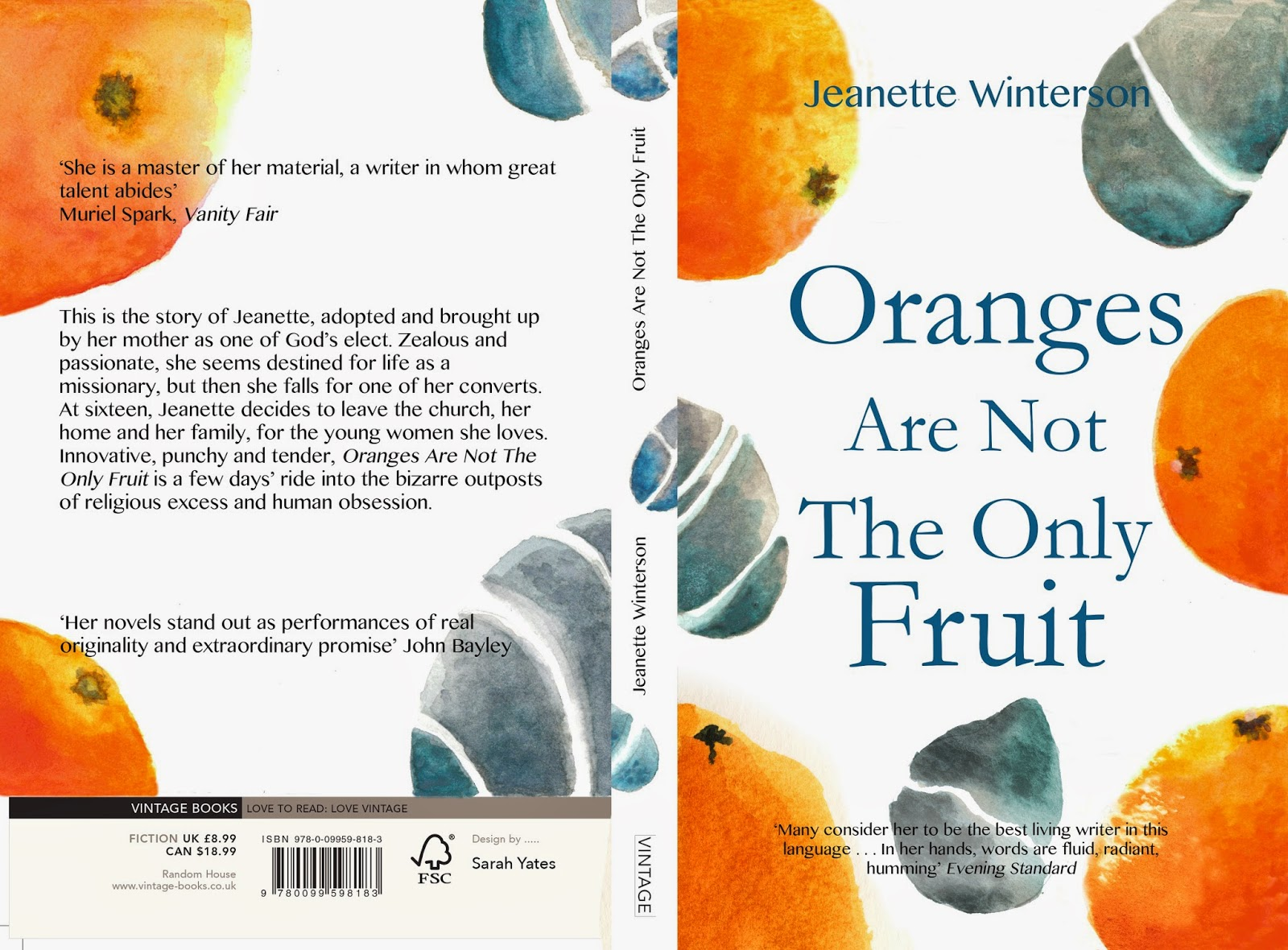 Oranges Are Not the Only Fruit Essay Topics & Writing Assignments