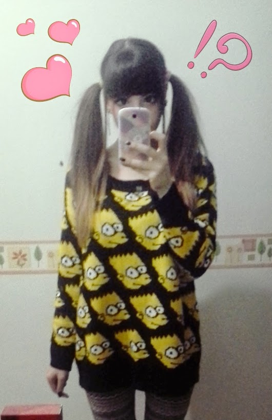 Bart's Sweater Review ~ ☆