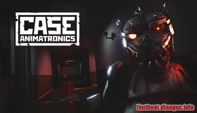 Download Game CASE: Animatronics Full Crack