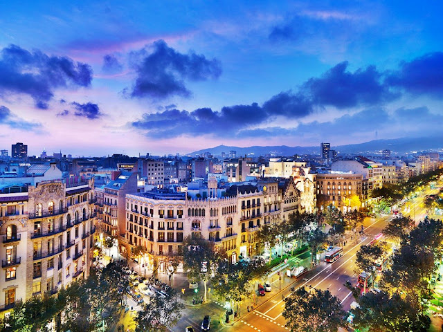 the best tourist attractions: Barcelona, Spain - Tourist Attractions