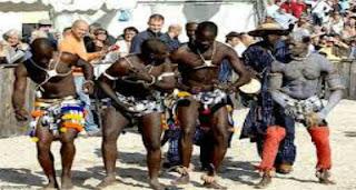 Image result for luta tradicional na guine bissau