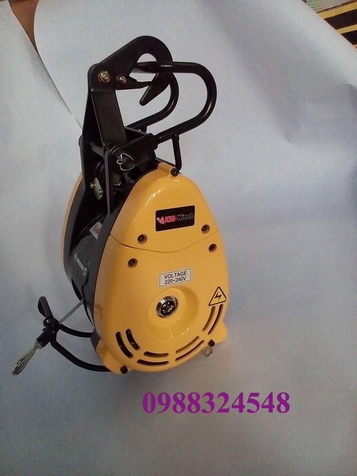 Tời cáp điện KIO SK-160 160kg