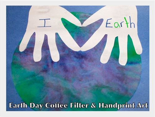 Interesting Earth Day Crafts For 2 Year Olds