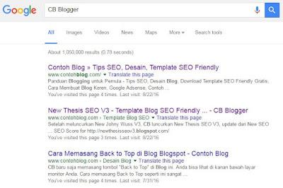 yaitu abreviasi dari Search Engine Optimization atau Pengoptimalan Mesin Pencari Pengertian SEO dan Fungsinya bagi Blog