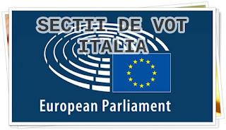 lista sectiilor de vot europarlamentare 2019 din italia