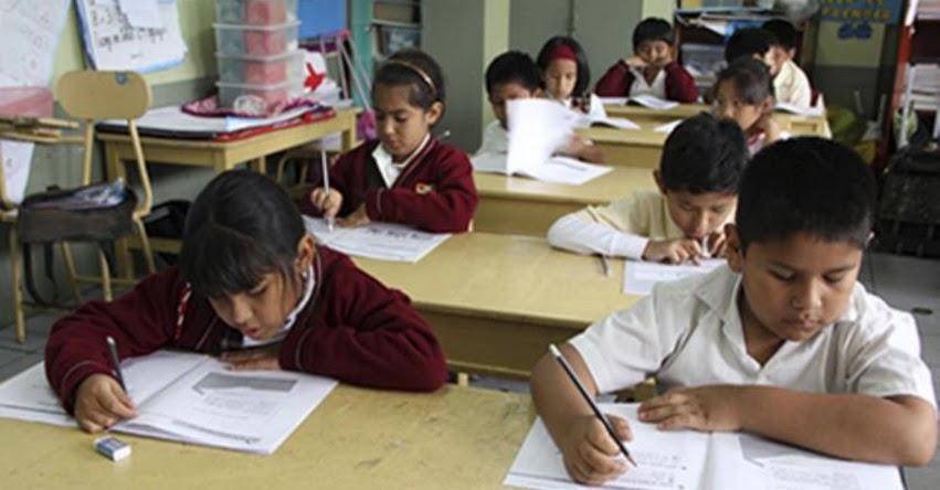 CONFIRMADO: Si Perú gana el partido hoy miércoles, NO habrá clases escolares a nivel nacional, informó el Ministerio de Educación [FERIADO NACIONAL] www.minedu.gob.pe