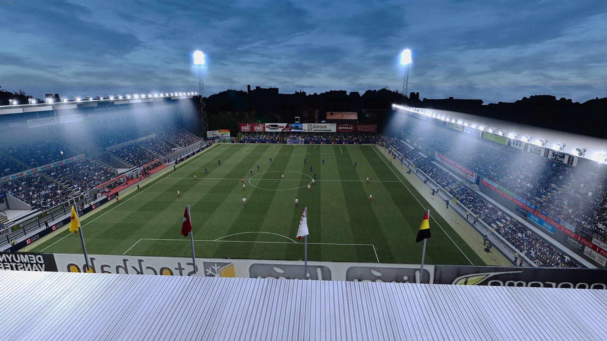 PES 2021 Stade du Canonnier