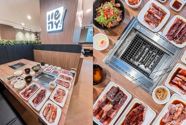 Hey! Yakiniku: Affordable Smokeless Grill Experience at Bugis Junction