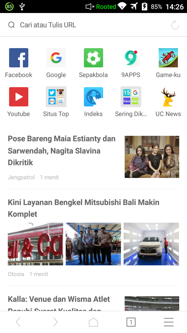 Download apk uc browser versi lama