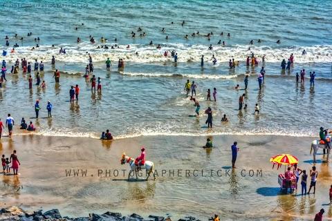 Horse Ride Enjoy at Digha Beach দীঘা সমুদ্র সৈকতে ঘোড়ায় চড়া