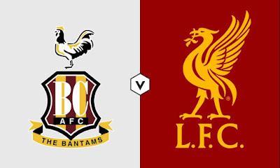 مشاهدة مباراة ليفربول وبرادفورد سيتي بث مباشر اليوم 14-7-2019 في مباراة ودية