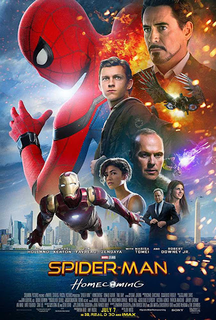 Spider-Man Homecoming 2017 720p Bluray Dual Audio [Hindi – English] – 1.9GB