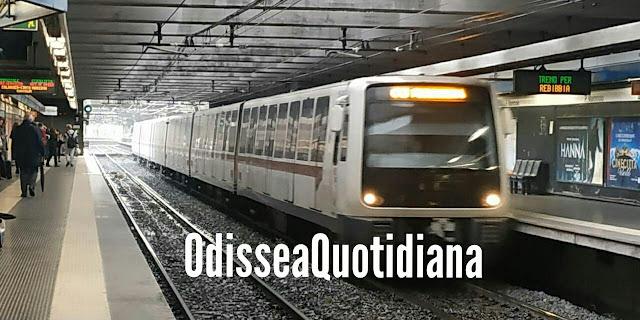 Metro B, morta una donna alla stazione Colosseo