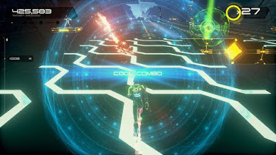 صورة  لتجربة غلاف لعبة TRON RUNr Outlands Pack في جهاز الحاسوب PC