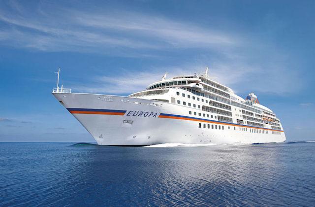 MS EUROPA 2 (C) Hapag Lloyd Cruises