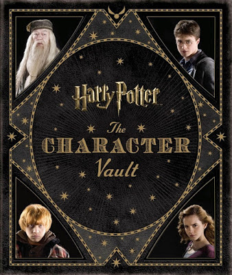 harry potter character vault book
