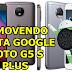 Como remover Conta Google do Moto G 5 S e G5S Plus Android Oreo 8.1