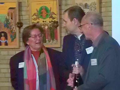 Kristin Spiessens, Eric Of Kutsem and Walter Van Den Branden