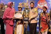 Bangga Melihat Pocil Pinrang Meraih Juara 2 Tingkat Polda