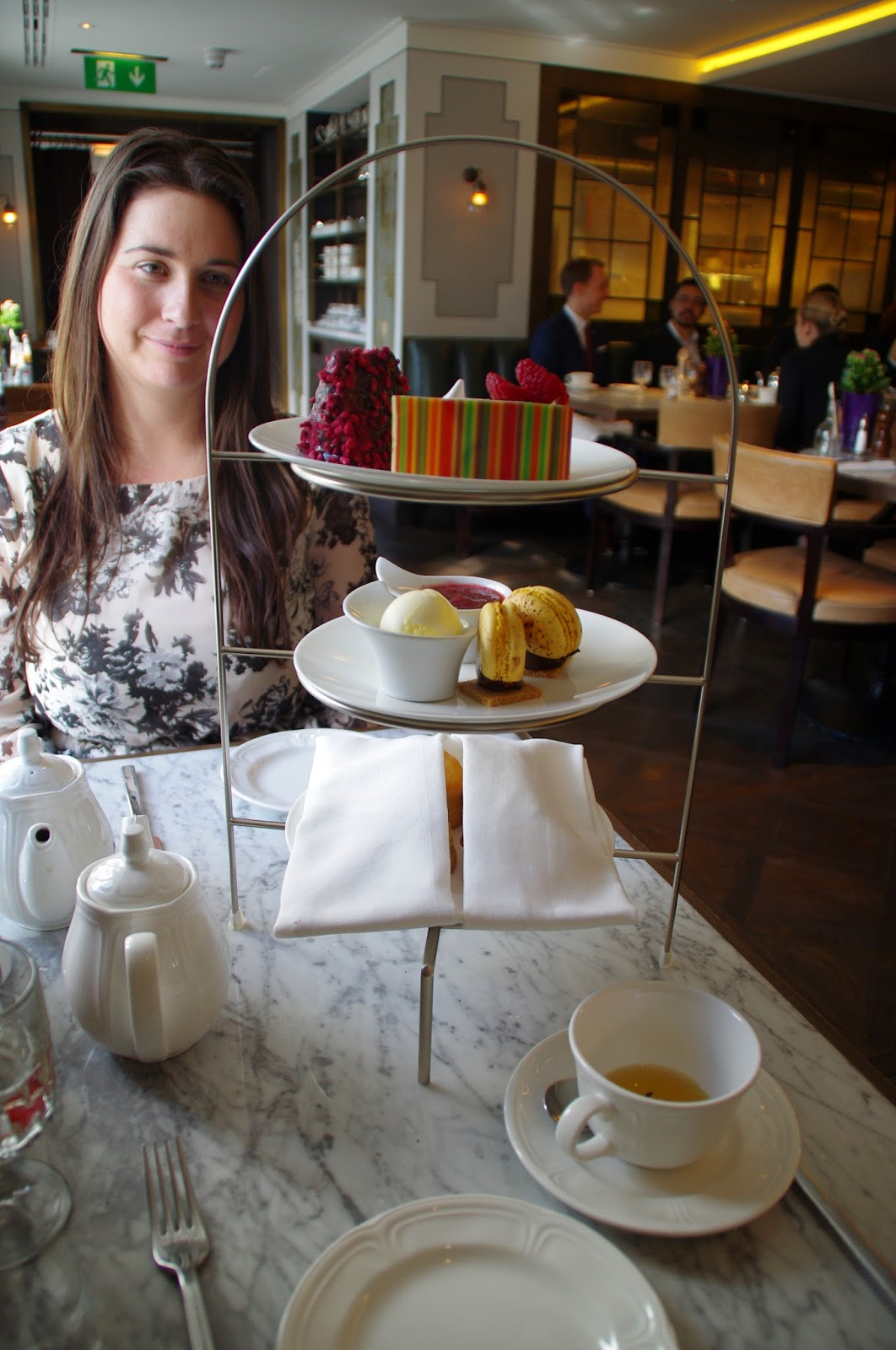 Lanes of London Afternoon Tea