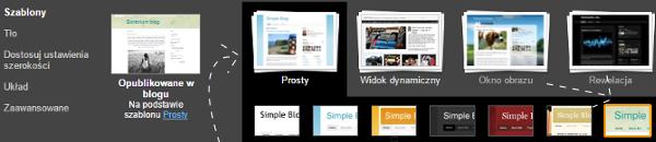 jak zrobić design wygląd szablon bloga samemu, krok po kroku, instrukcja, blogspot, kody css
