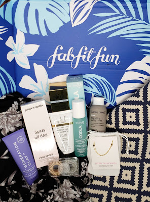 Review: FabFitFun Box Summer 2019