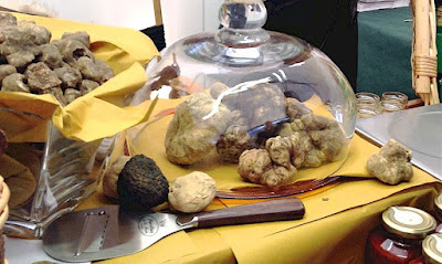 Truffle fairs, festivals and markets in Tuscany.