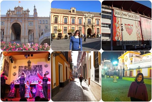 Dica de Viagem : Espanha : Sevilha