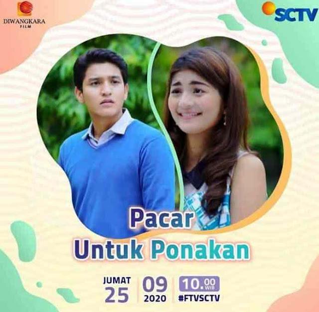 Daftar Nama Pemain FTV Pacar Untuk Ponakan SCTV Lengkap