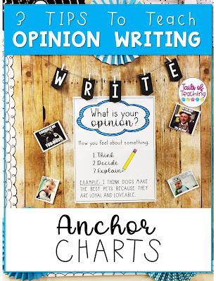 opinion-writing-anchor-chart