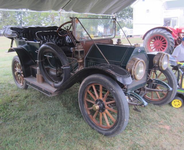 Railroaders Car Show
