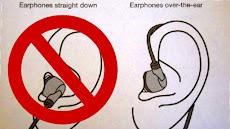 Denger Lagu Pake Headset Atau Earphone , Begini Cara Yang Benar