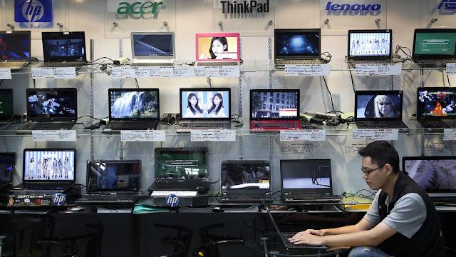 HP, Dell, Microsoft y otras empresas tecnológicas planean trasladar su producción sustancial fuera de China