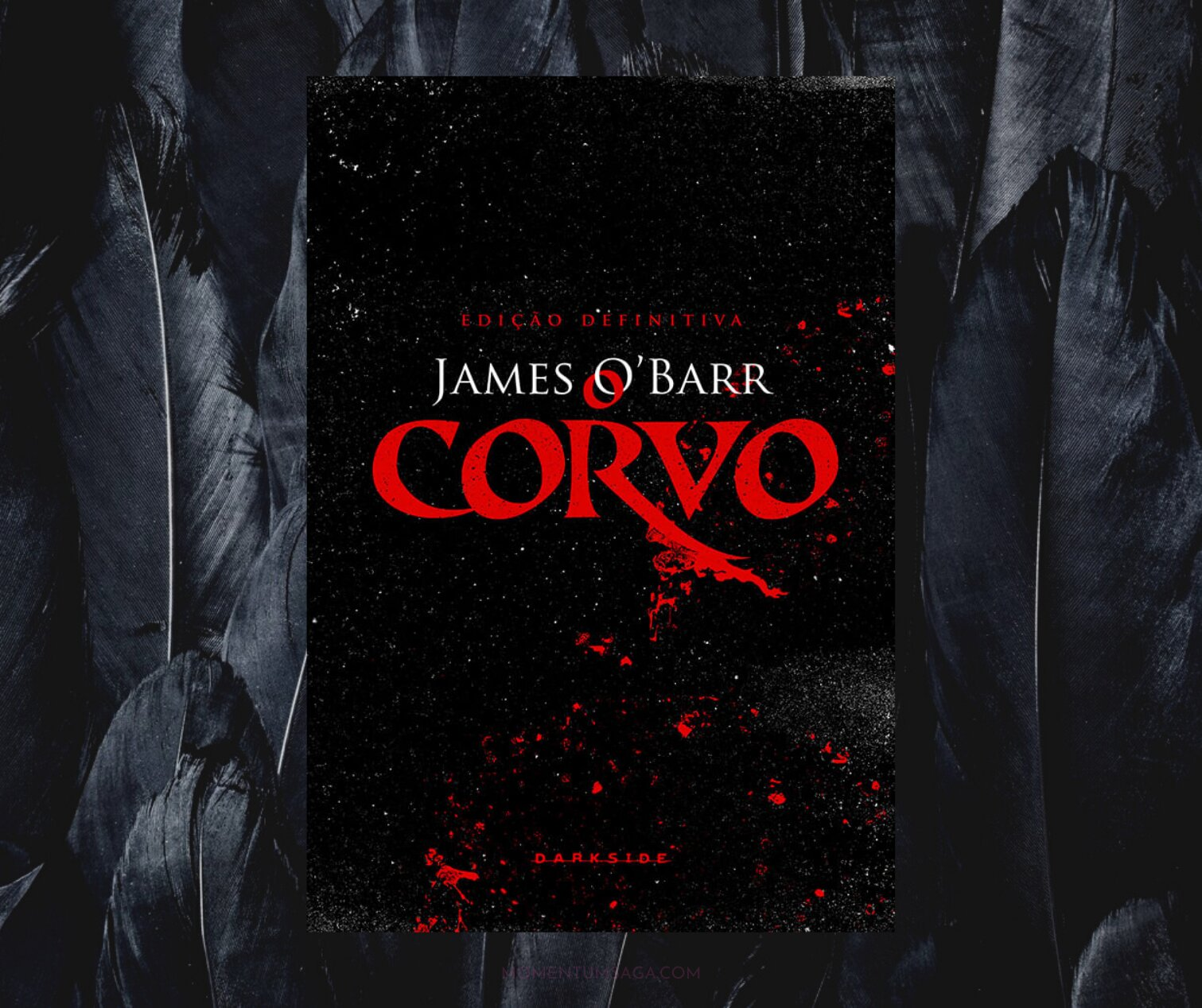 Resenha: O Corvo, de James O'Barr